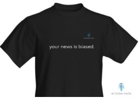 Your news is biased shirt