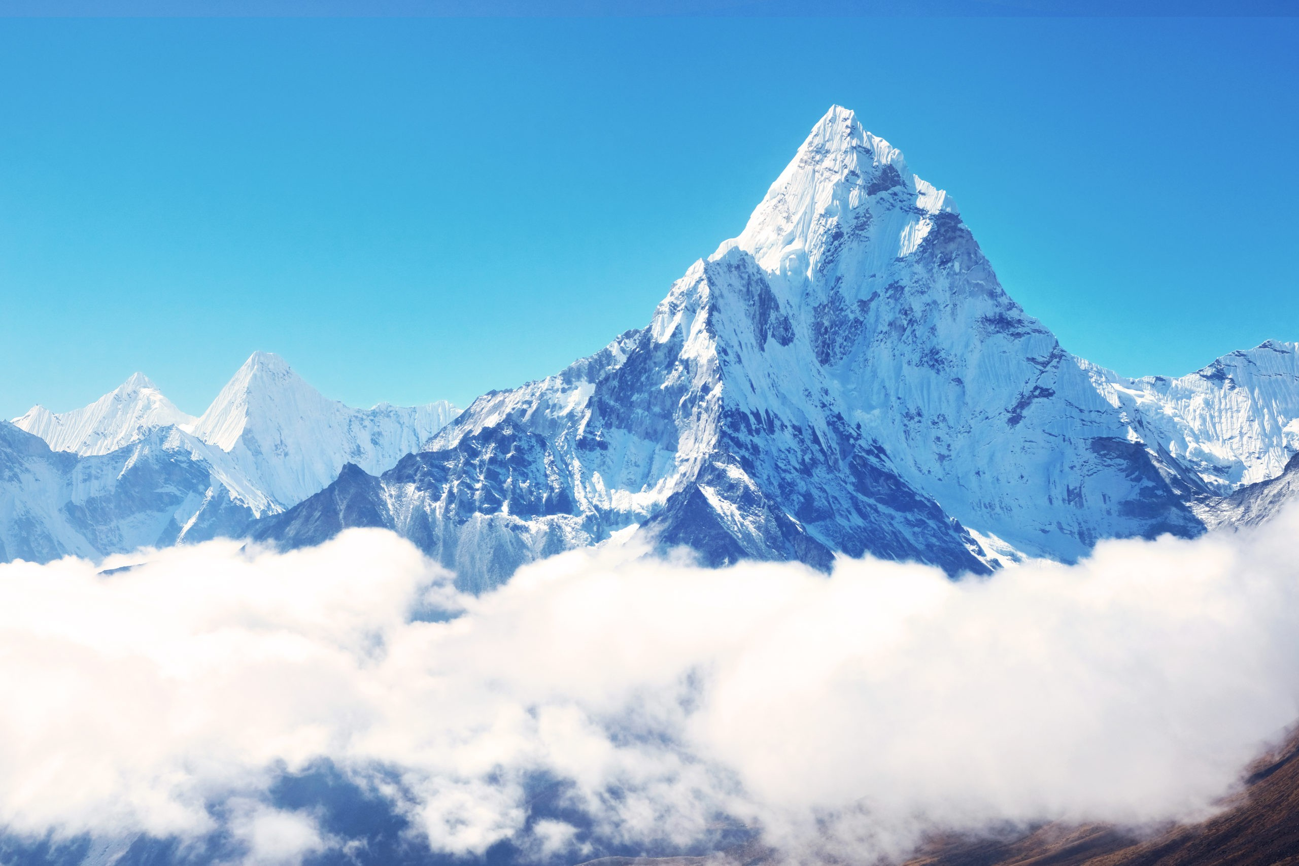 Background image of a mountain